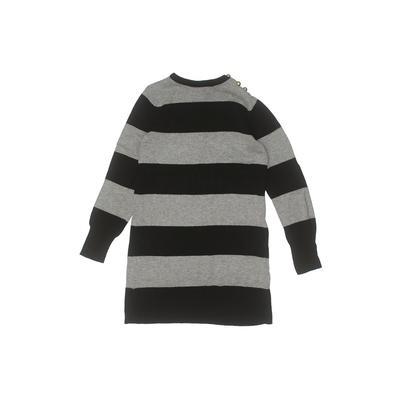 Gap Kids Dress - Shift: Gray Stripes Skirts & Dresses - Used - Size 12