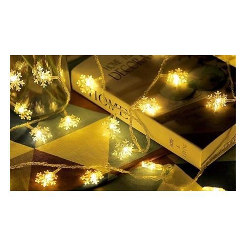 Weihnachts-Lichterkette: Sterne/ 2