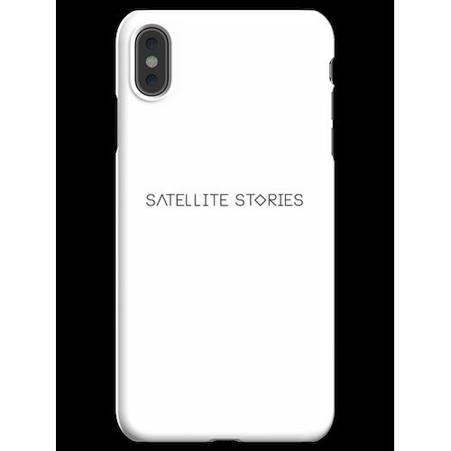 Satelitte Geschichten iPhone XS Max Handyhülle