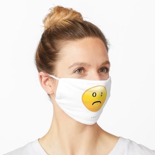 CO2- Smiley, Helen Berchtold Maske