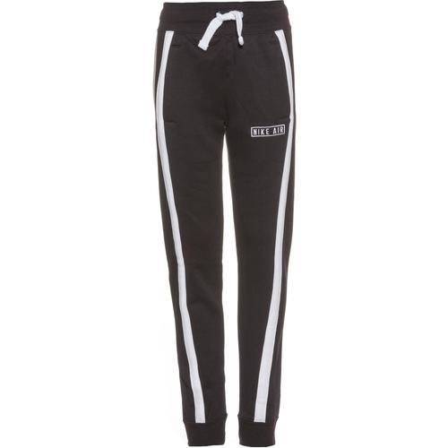 Nike NSW AIR Sweathose Jungen in black/white, Größe 152-158