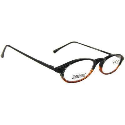 Infini Women Tortoise Oval Reading Glasses