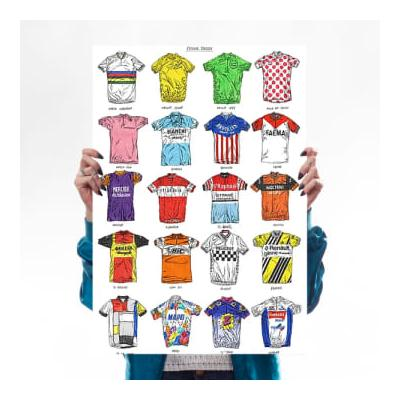 David Sparshott - Cycling Jerseys