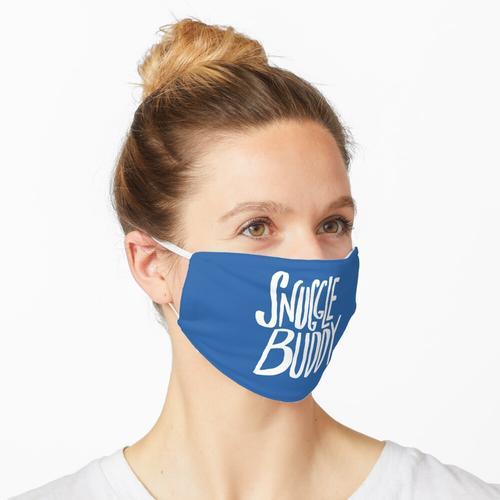 Kuschelfreund x Blau Maske