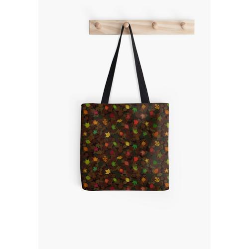 Herbstblätter für jedes Herbstdekor! Tasche