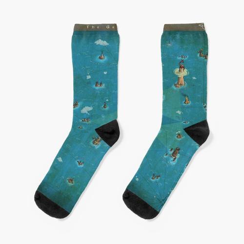 Zelda Wind Waker Weltkarte Socken