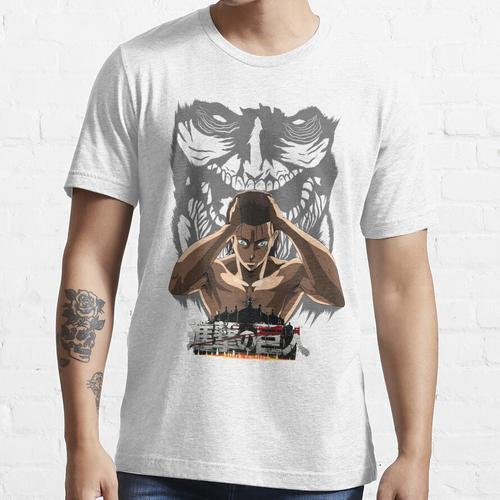 Eren rumpelte Essential T-Shirt