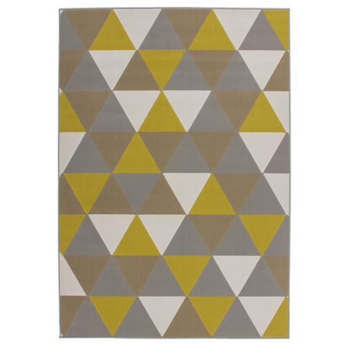 Flachflorteppich Hans Kayoom Gold