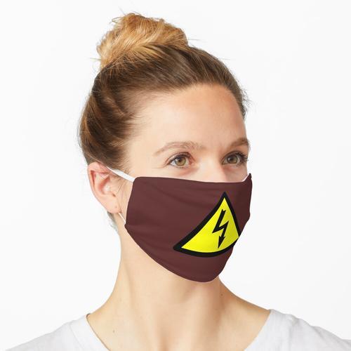 Hochspannung Maske