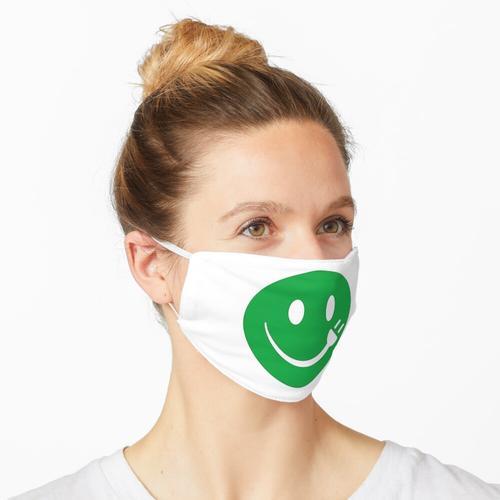 Ich liebe Elektroautos Maske