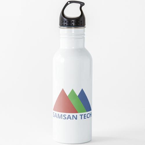 Inbetriebnahme - SAMSAN TECH Wasserflasche