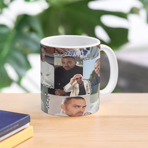 Jackson Avery Collage Mug