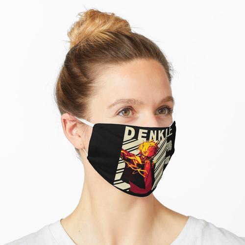 Denki Kaminari Vintage Art Maske