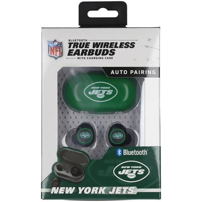 New York Jets True Wireless Earbuds
