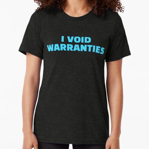Ich verzichte auf GEWÄHRLEISTUNGEN Vintage T-Shirt