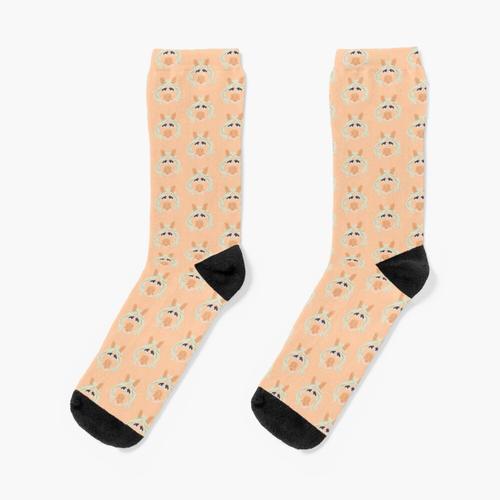 elektrisches Chaos Socken