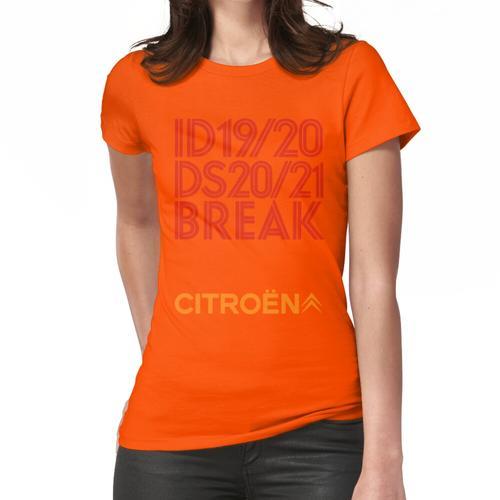 CITROEN DS / CITROEN ID Frauen T-Shirt