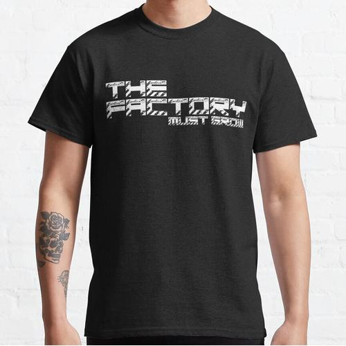 The Factory Must Grow Factorio Meme Classic T-Shirt