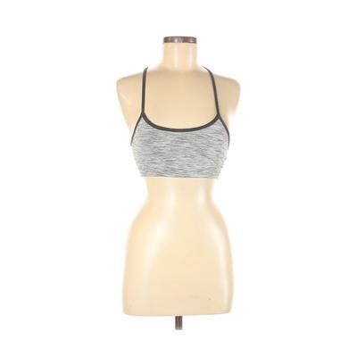 SO Sports Bra: Gray Activewear -...