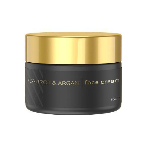 Eco Masters Creme zur Hautaufhellung - 50ml Gesichtscreme - Mit Karotte & Argan