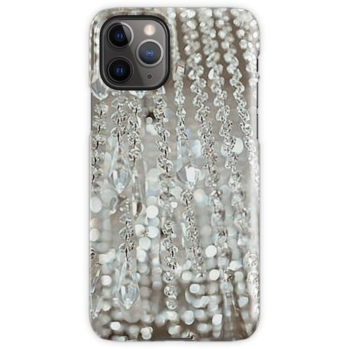 Kronleuchter aus Kristallen und Licht iPhone 11 Pro Handyhülle