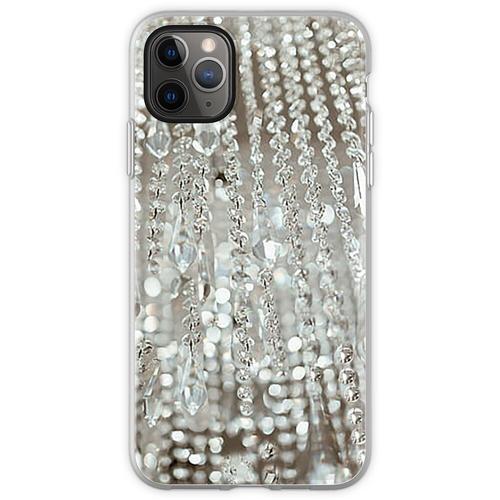 Kronleuchter aus Kristallen und Licht Flexible Hülle für iPhone 11 Pro Max