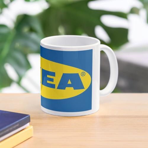 Ikea Logo Mug