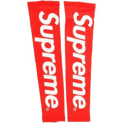Supreme Stulpen mit Logo