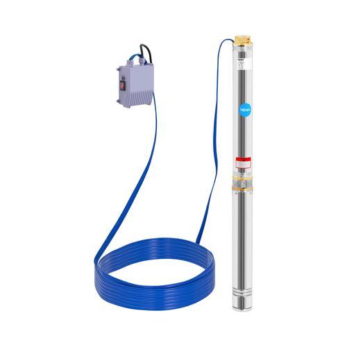 hillvert Brunnenpumpe - 9.000 l/h - 2.200 W HT-ROBSON-SP2200-72