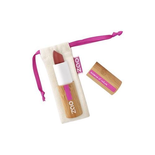 zao Lippen Lippenstift Bamboo Matte Lipstick Nr. 465 Dark Red 3,50 g