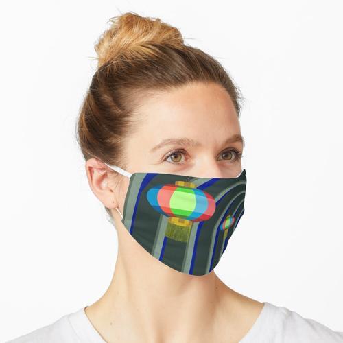Chinesische Laternen Maske