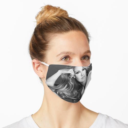 Celine für Fans von Celine Dion Maske