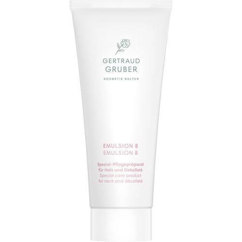 Gertraud Gruber Emulsion B 100 ml Gesichtsemulsion