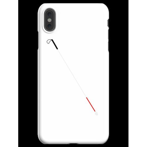 Blindstock iPhone XS Max Handyhülle