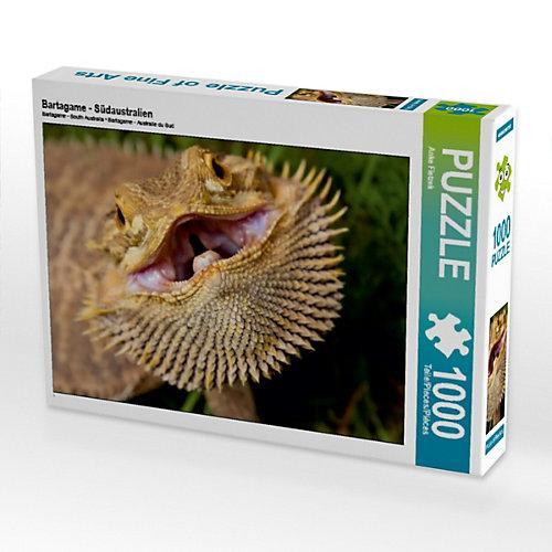 Bartagame - Südaustralien Foto-Puzzle Bild von Aussiefreak Puzzle