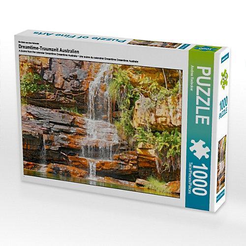 Dreamtime-Traumzeit Australien Foto-Puzzle Bild von Andrea Redecker Puzzle