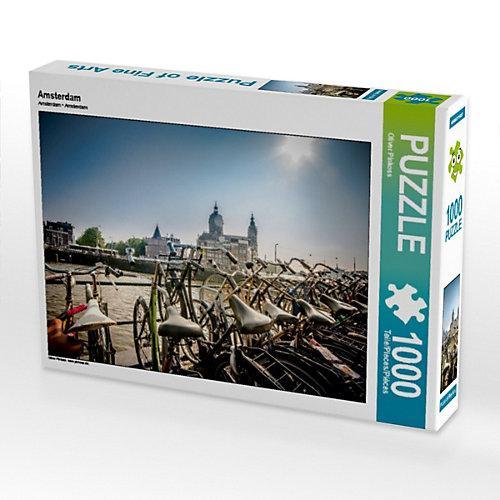 Amsterdam Foto-Puzzle Bild von Oliver Pinkoss Puzzle