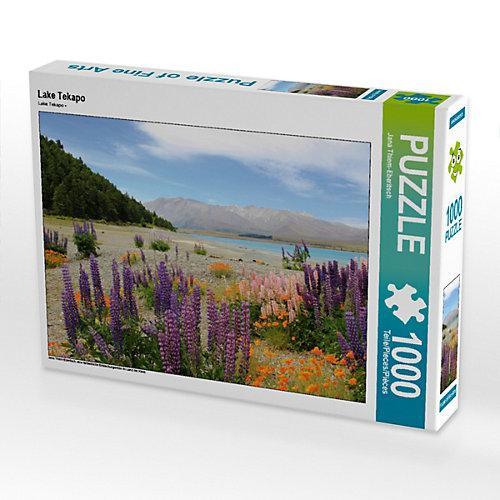 Lake Tekapo Foto-Puzzle Bild von Jana Thiem-Eberitsch Puzzle