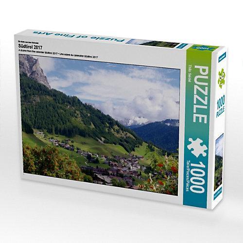 Südtirol 2017 Foto-Puzzle Bild von Thilo Seidel Puzzle