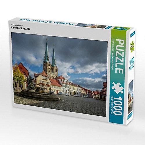 Kalender / Nr. 296 Foto-Puzzle Bild von Steffen Gierok ; Magik Artist Design Puzzle