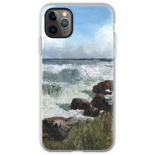Das Meer bei Kingsbarns Flexible Hülle für iPhone 11 Pro Max