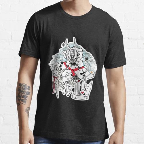Sardische Leute Essential T-Shirt