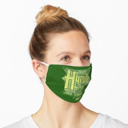 Historisches Hyrule Maske