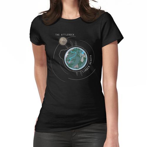 Holzherd Frauen T-Shirt
