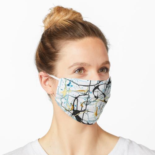 Armbrust Tänzer Maske