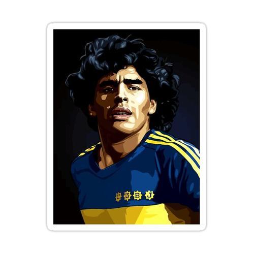 Maradona Maradona Maradona Maradona Maradona Maradona Maradona Maradona Maradona Maradona Ma Sticker