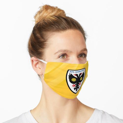 AFC Wimbledon weg Maske