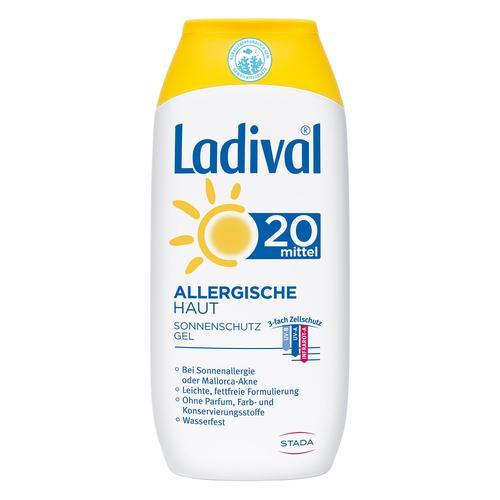 Ladival Sonnenschutz Sonnencreme 200ml