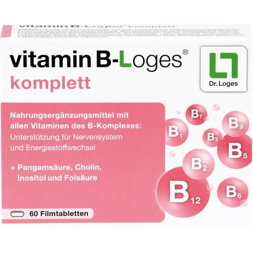 Dr. Loges + Co. Vitamin B Vitamine 63.9g