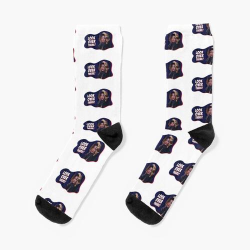 Schau dort! Socken